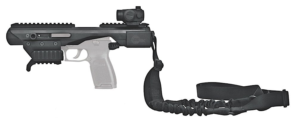 Sig Sauer Enhanced Adaptive Carbine Platform Enhanced ACP-L